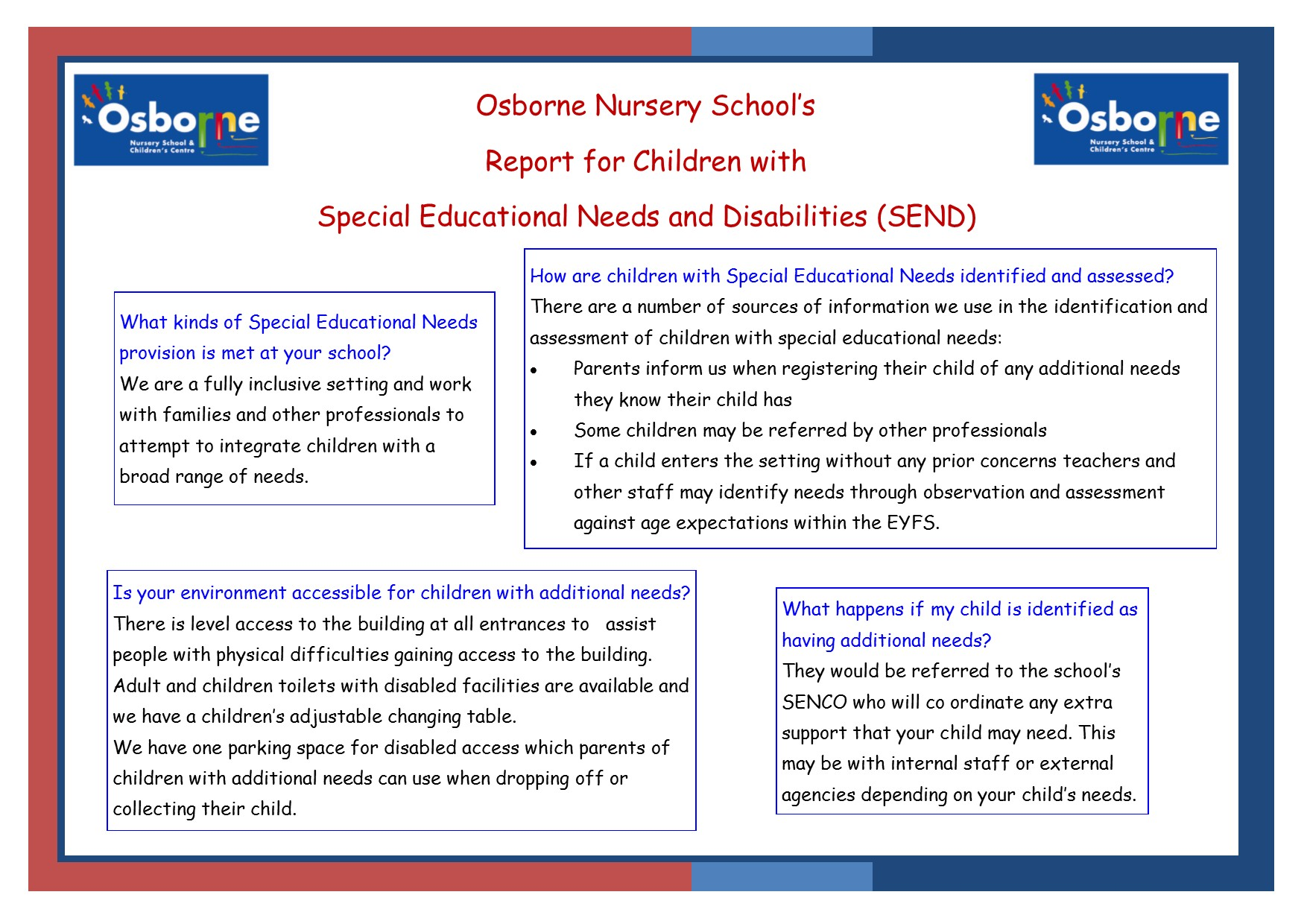 special education needs The site lists special education workshops and other events focusing on the special needs of students you can also join the community to meet other teachers in your area or across the nation to learn what's worked for them in their classrooms.