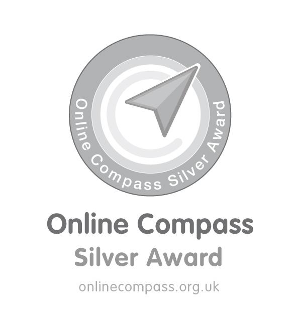 OnlineCompassSilver_Logo