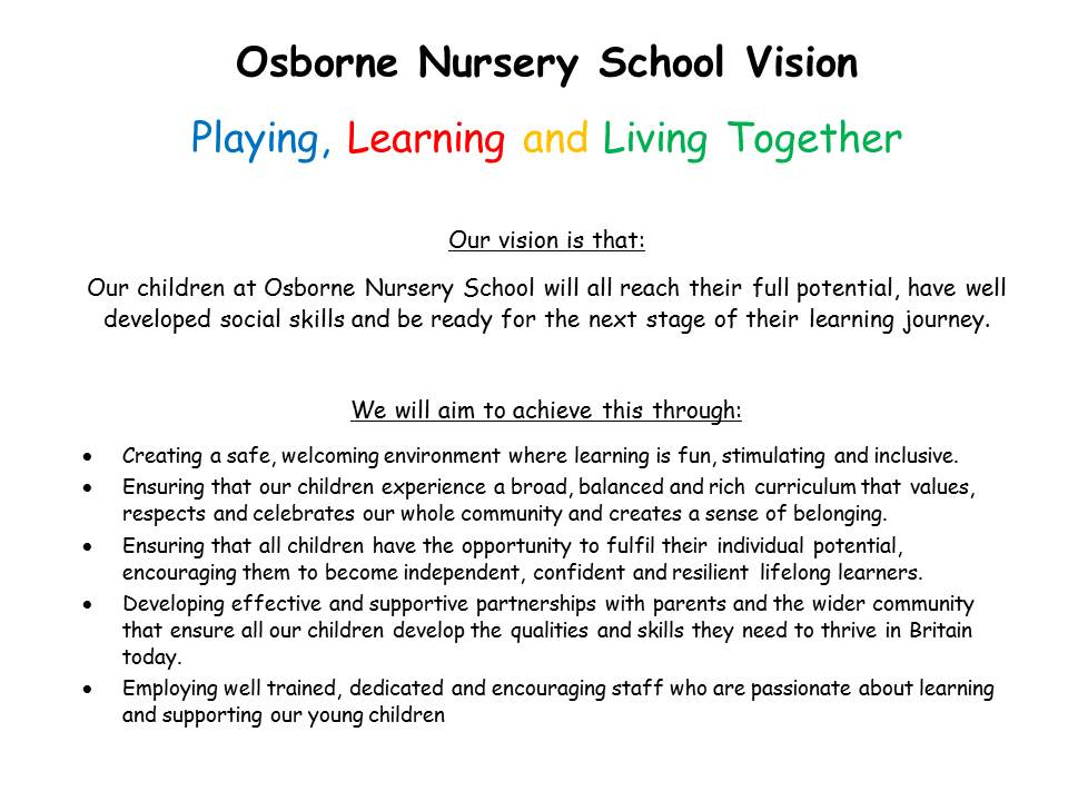 School Vision and Aims