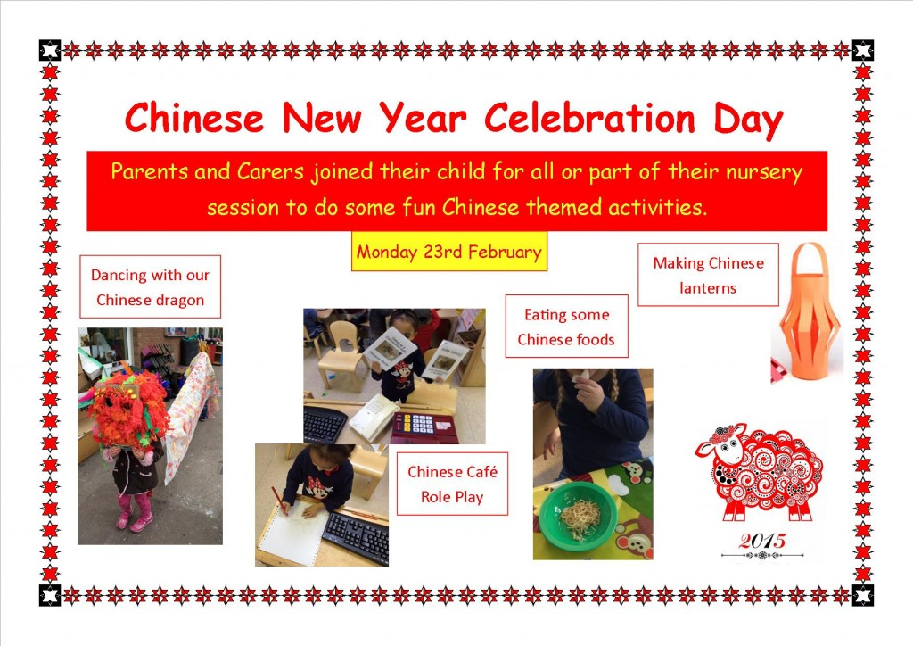 Chinese New Year Celebration Day